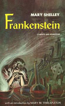 Франкенштейн, або Сучасний Прометей (Frankenstein: or, The Modern Prometheus)